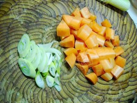 葱香豆泡烧肉的家常做法
