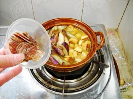咖喱豆腐炖茄子怎样做