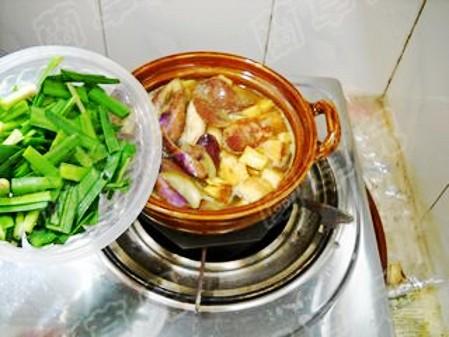 咖喱豆腐炖茄子怎样煮