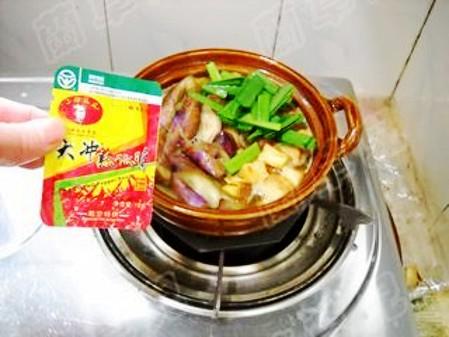 咖喱豆腐炖茄子怎样炖