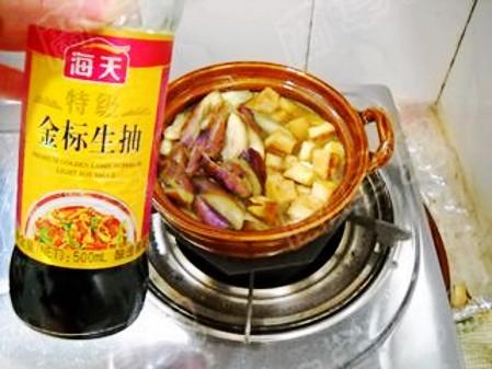 咖喱豆腐炖茄子怎样炒