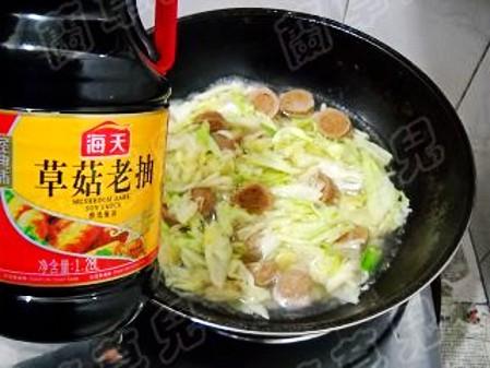 锅仔肉丸炖白菜怎么煸