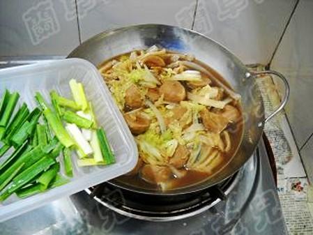 锅仔肉丸炖白菜怎样炖