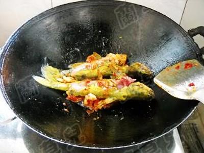 豆瓣黄颡鱼怎么炒