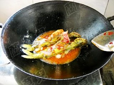 豆瓣黄颡鱼怎么煮