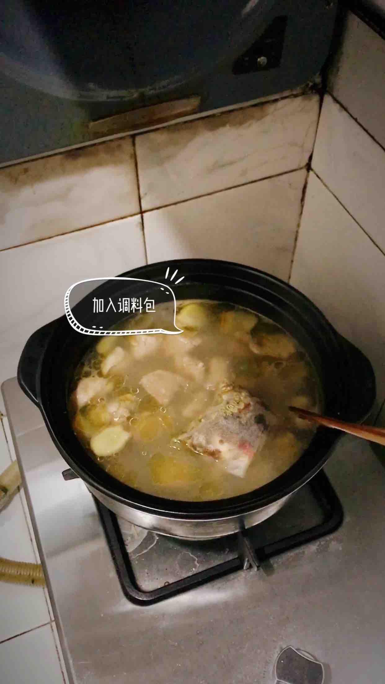 萝卜玉米羊肉汤怎么炖