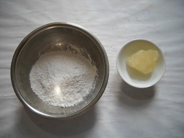 冰糖南瓜丸炖银耳的做法大全
