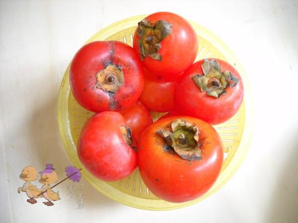 蜂蜜柿子果酱的做法大全