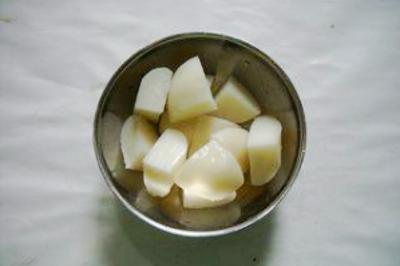 蜜姜糖糍粑的家常做法
