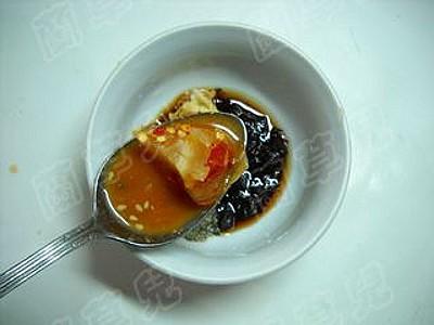 辣白菜紫虾馄饨怎么炒