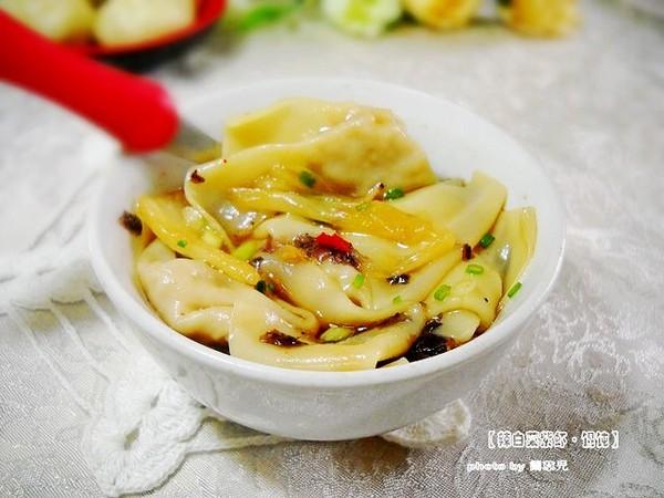 辣白菜紫虾馄饨怎样做