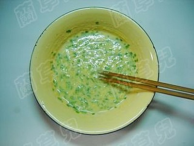 韭菜玉米饼怎么吃