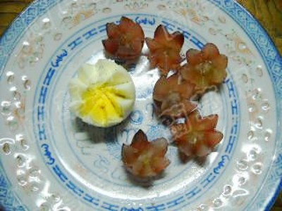 葱香红薯饼的简单做法