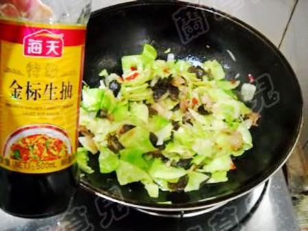 干锅手撕包菜怎么煸