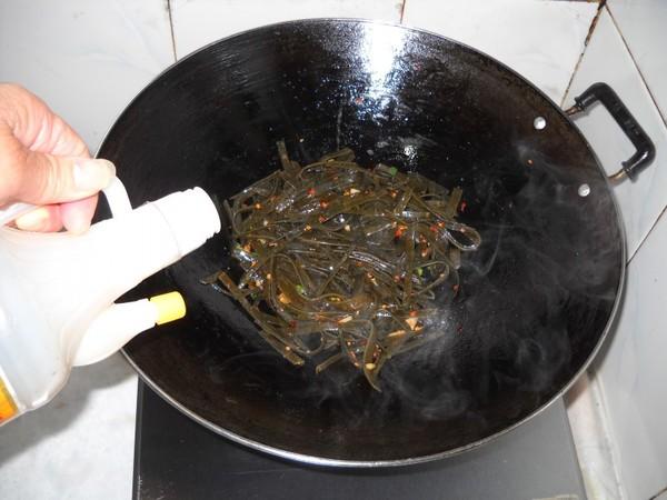 香辣海带丝怎么做