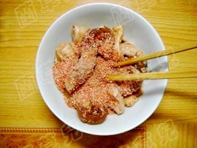红薯粉蒸腐乳肉怎么吃