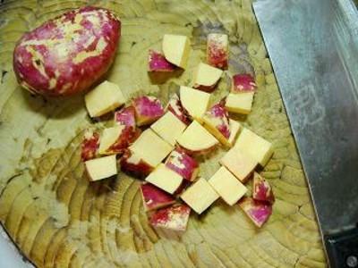 红薯粉蒸腐乳肉怎么做