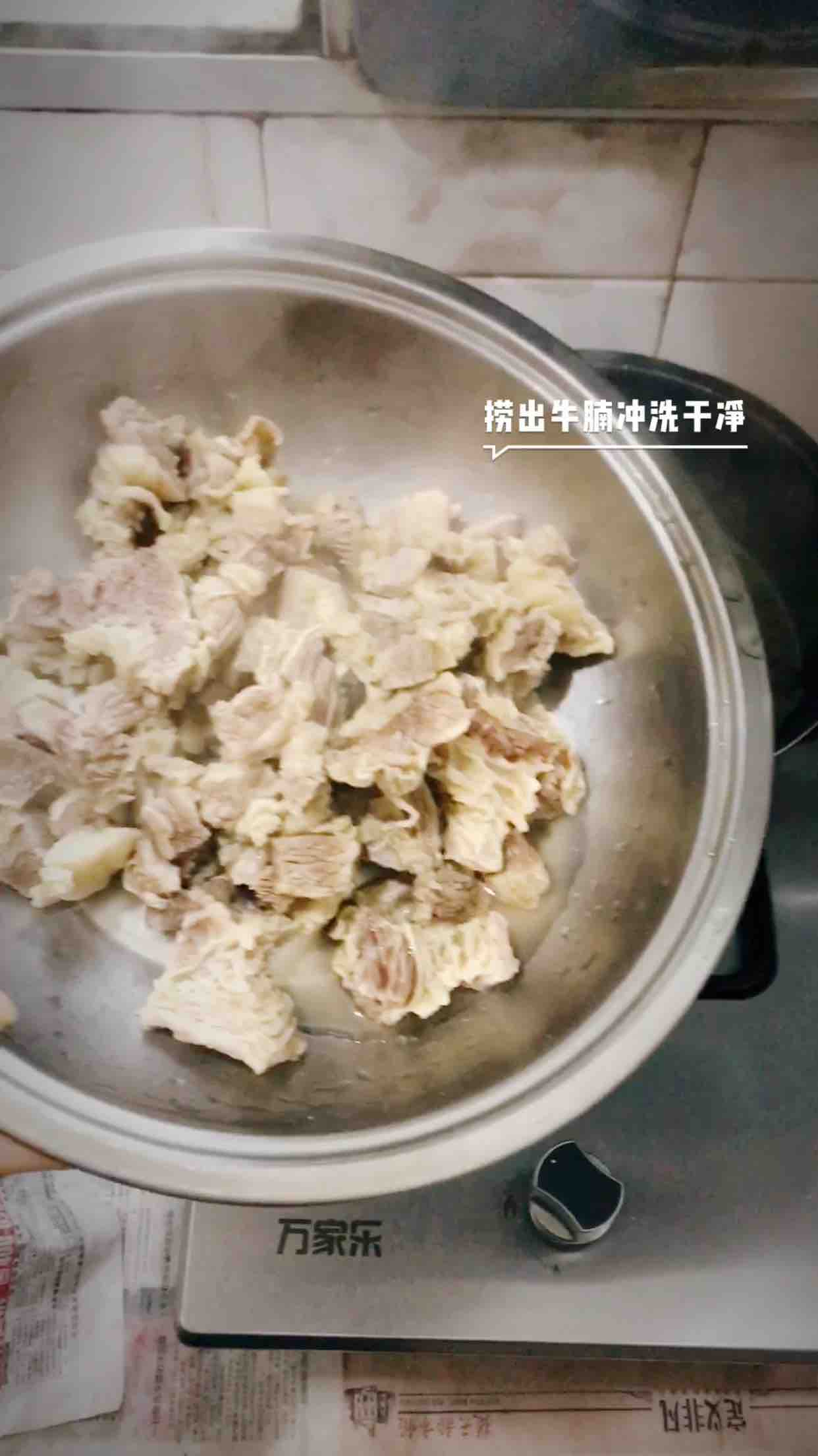 砂锅炖牛腩的家常做法