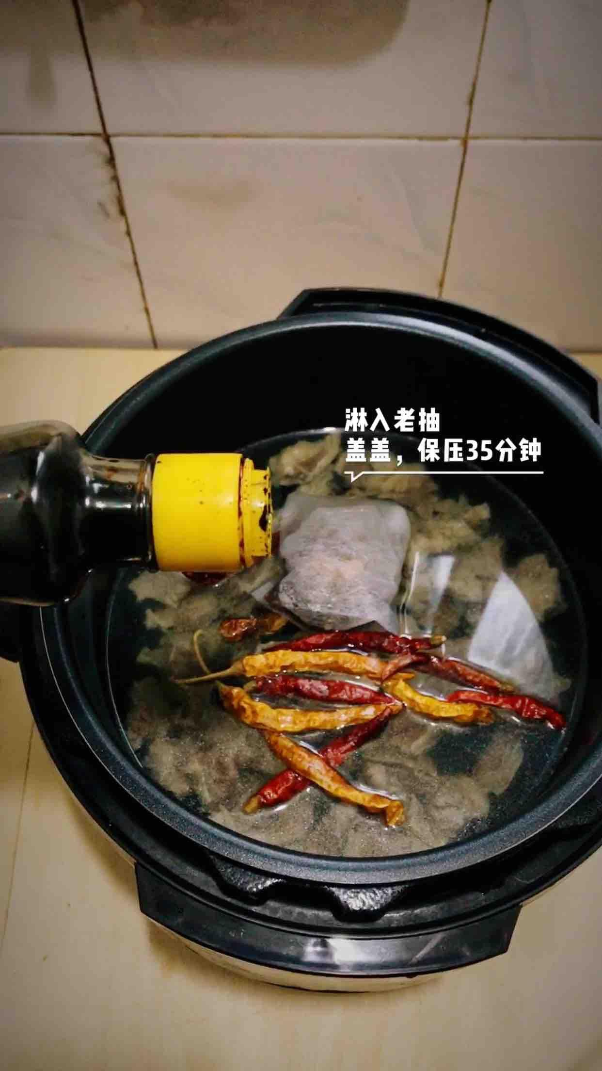砂锅炖牛腩怎么炒
