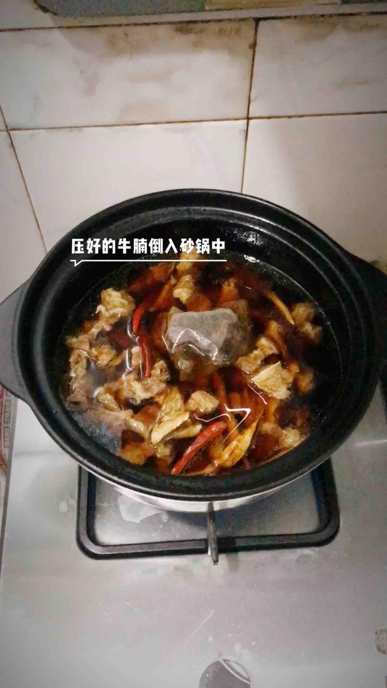 砂锅炖牛腩怎么煮
