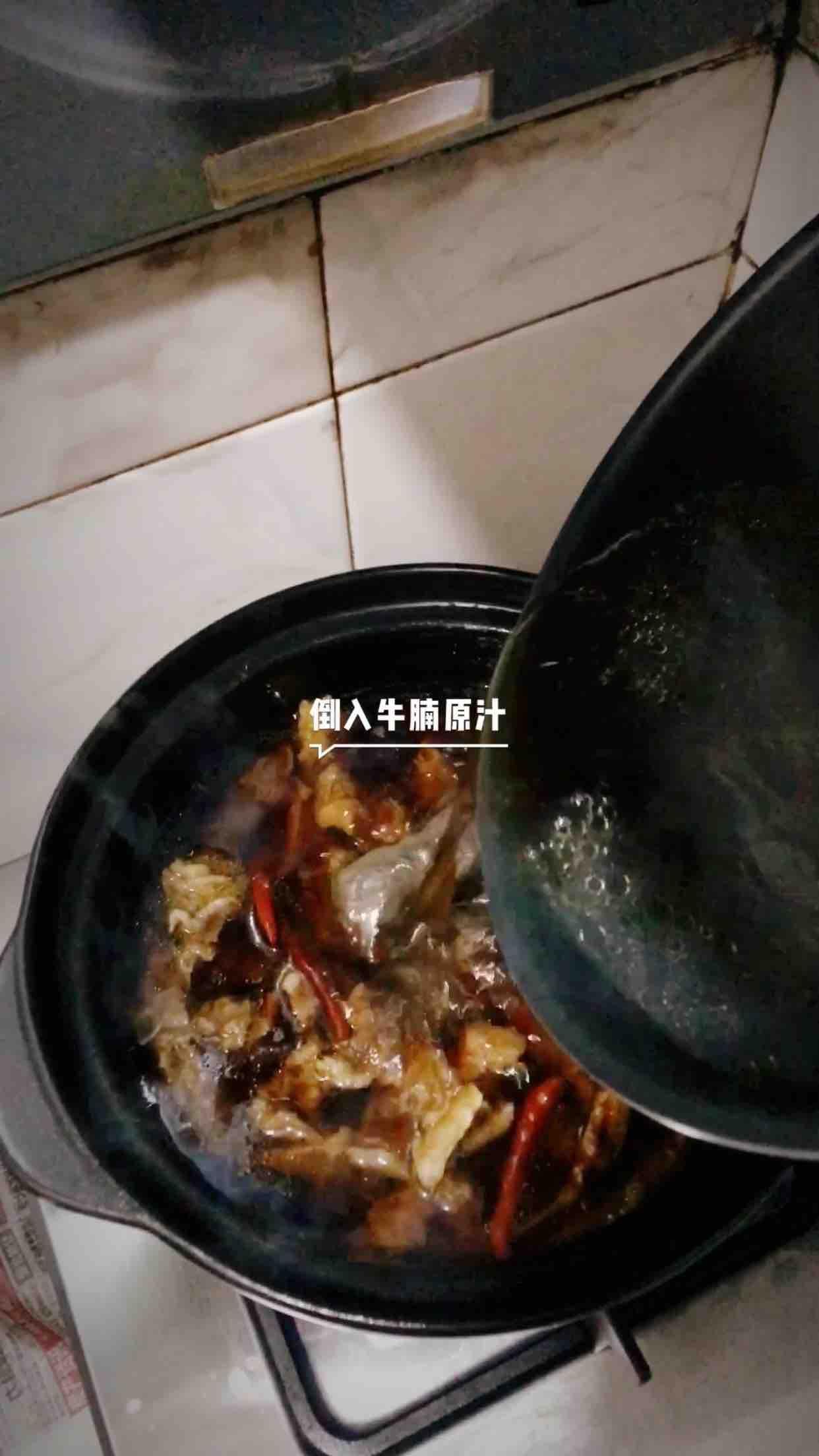 砂锅炖牛腩怎么炖