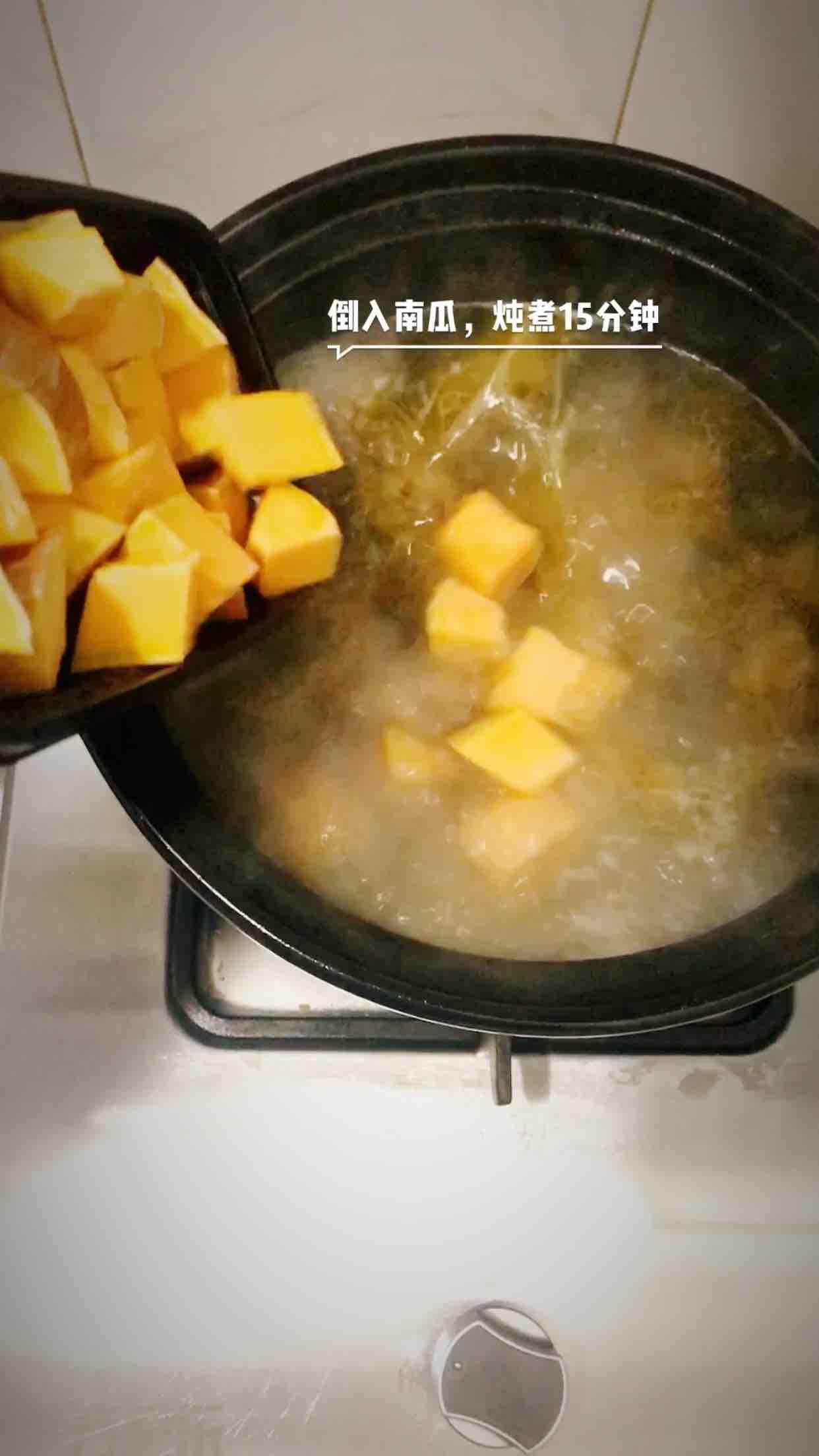 南瓜红枣炖乳鸽怎么煮