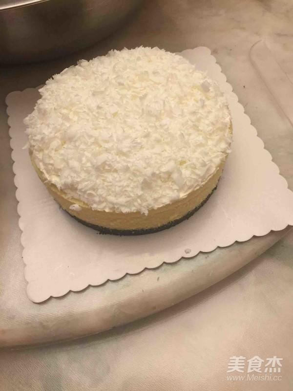 雪域牛乳芝士蛋糕怎样做