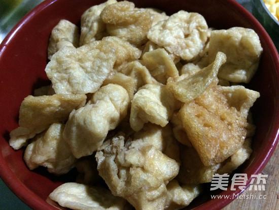 油豆腐炒肉的做法大全