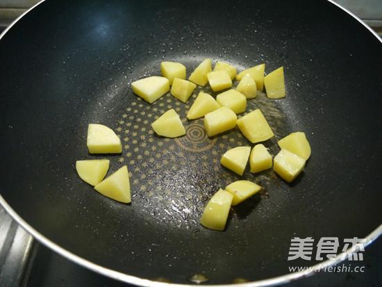 黄焖鸡米饭的步骤