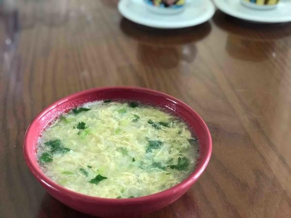 奶汤蒲菜成品图