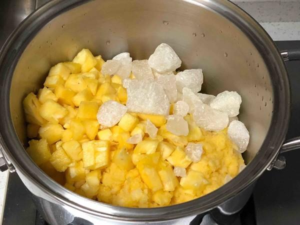 纯手工的凤梨酥的简单做法