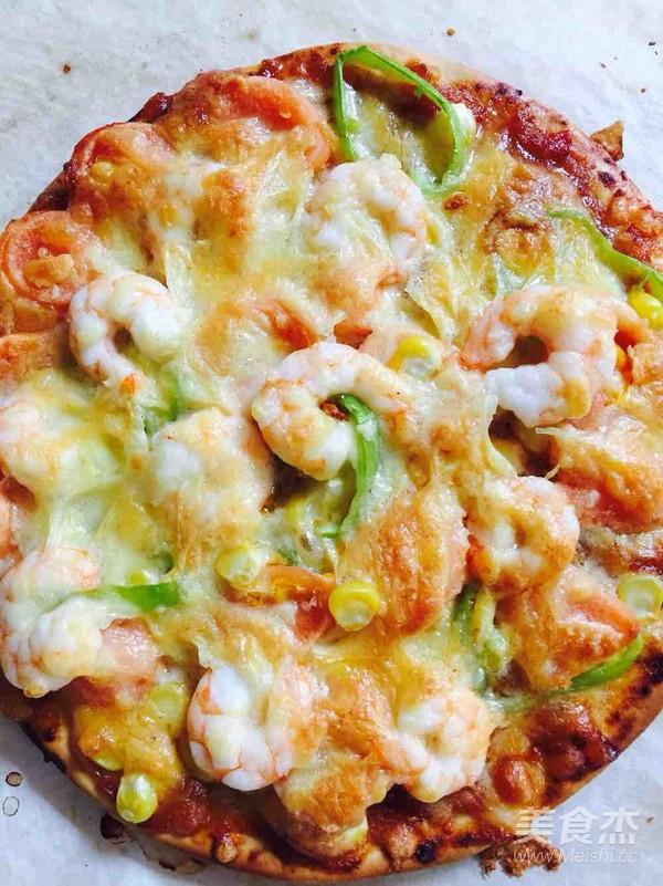披萨的家常做法