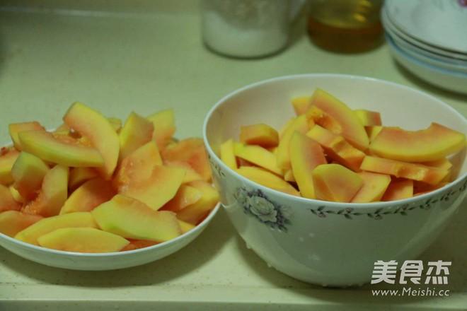 木瓜酸萝卜酸怎么吃