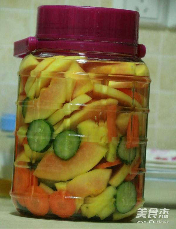 木瓜酸萝卜酸怎么炖