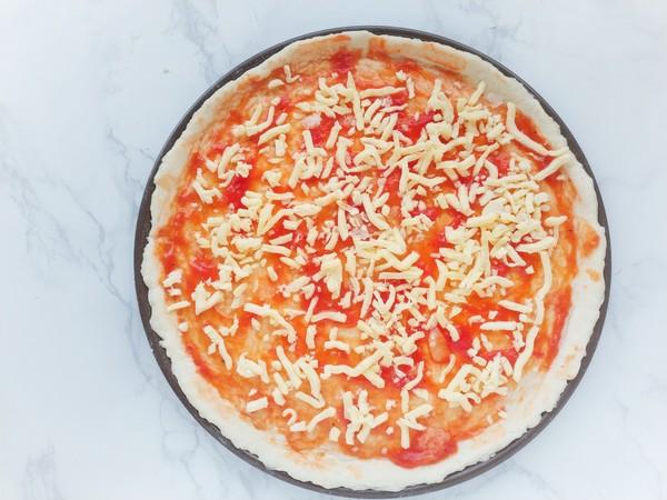 番茄龙利鱼披萨怎样做