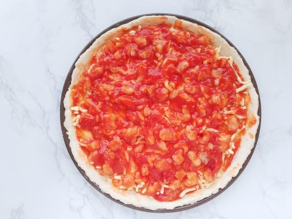 番茄龙利鱼披萨怎样炒