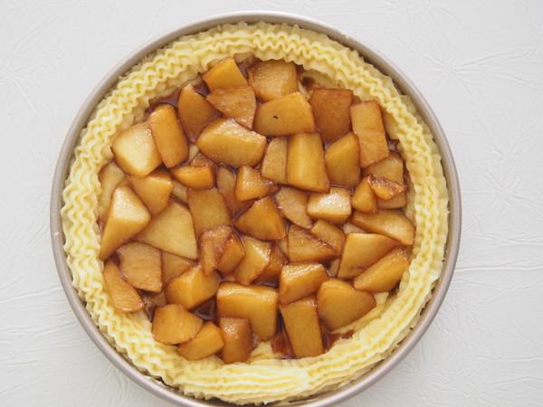 焦糖苹果派怎么煮