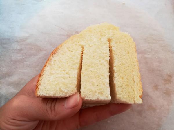 奶酪面包的制作