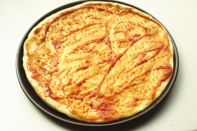 黑椒牛柳披萨怎么炒