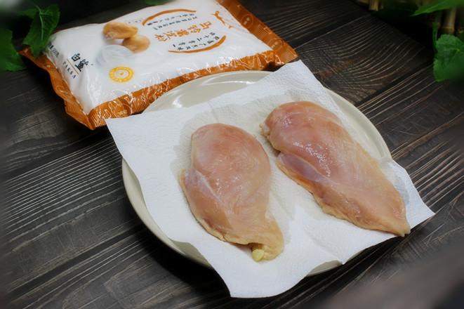 香辣炸鸡块的做法图解