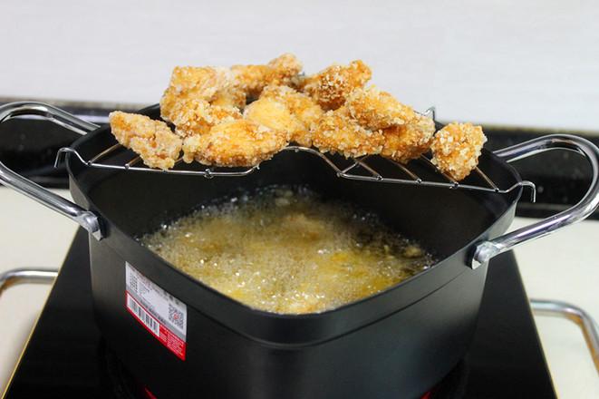 香辣炸鸡块怎么炒