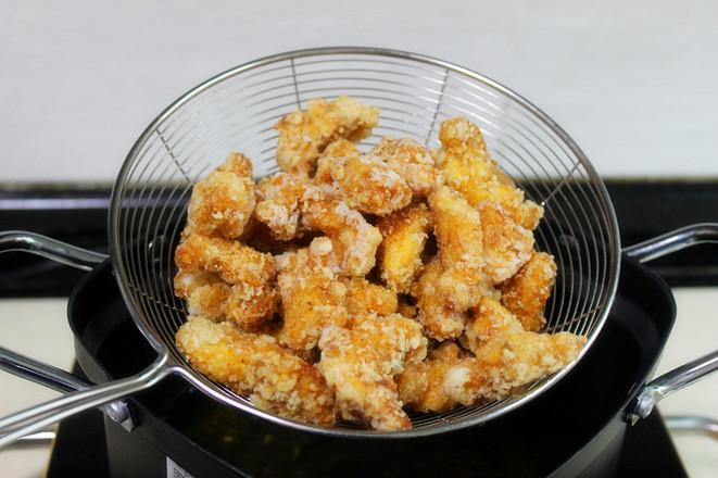 香辣炸鸡块怎么煮