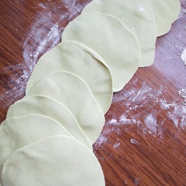 水光肌松茸笋包怎么吃