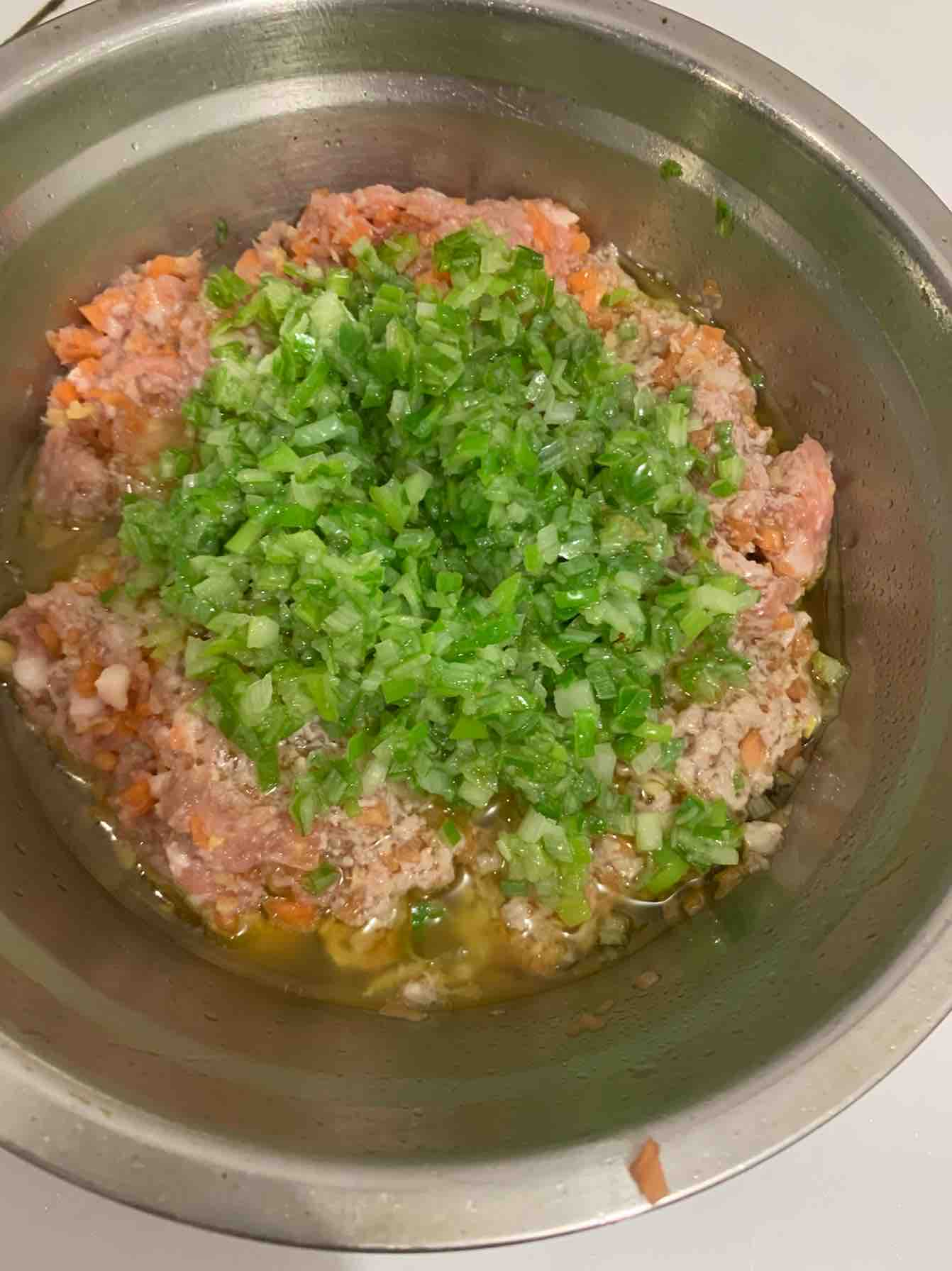 锅贴煎饺的做法图解