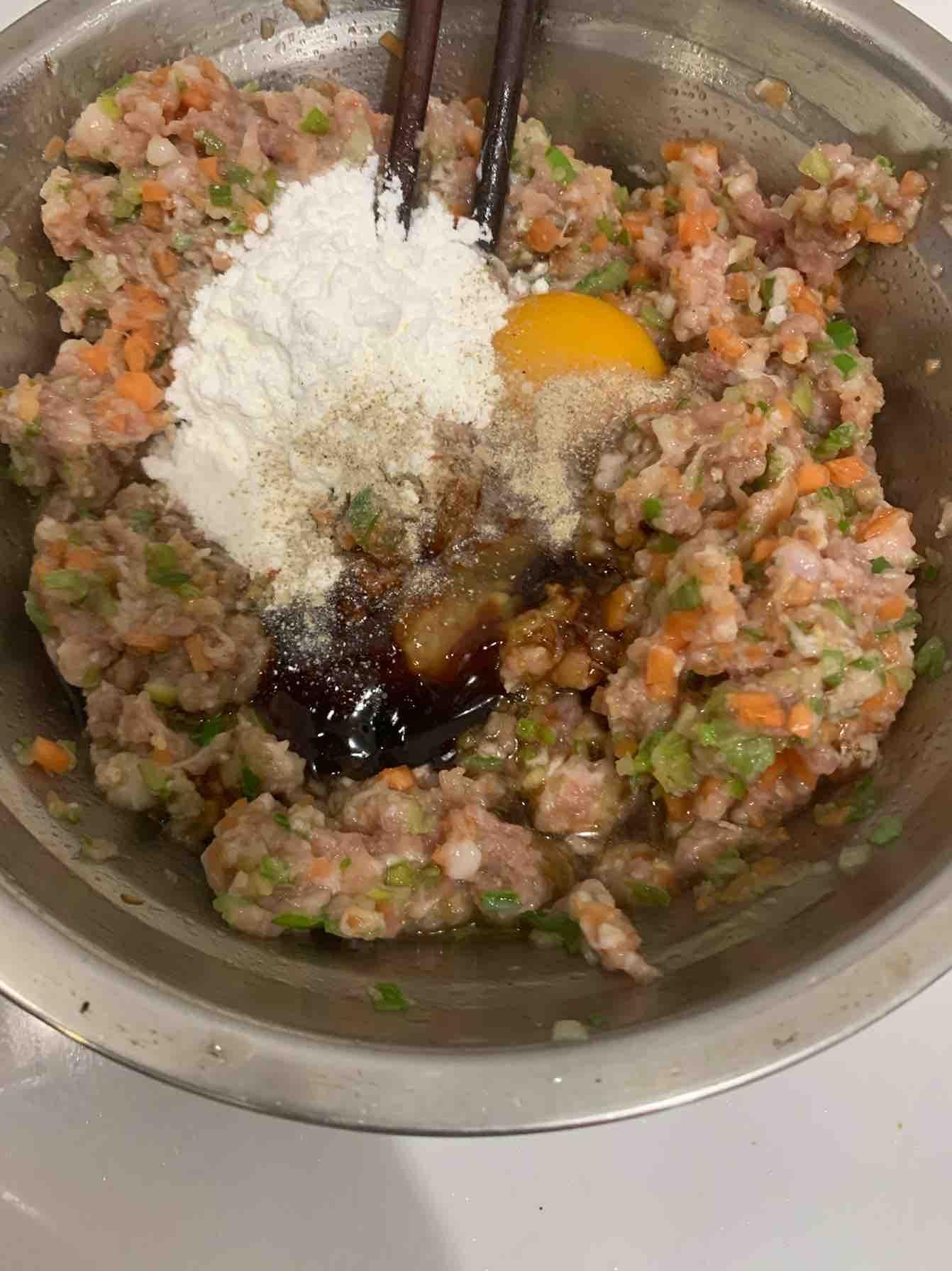 锅贴煎饺的家常做法