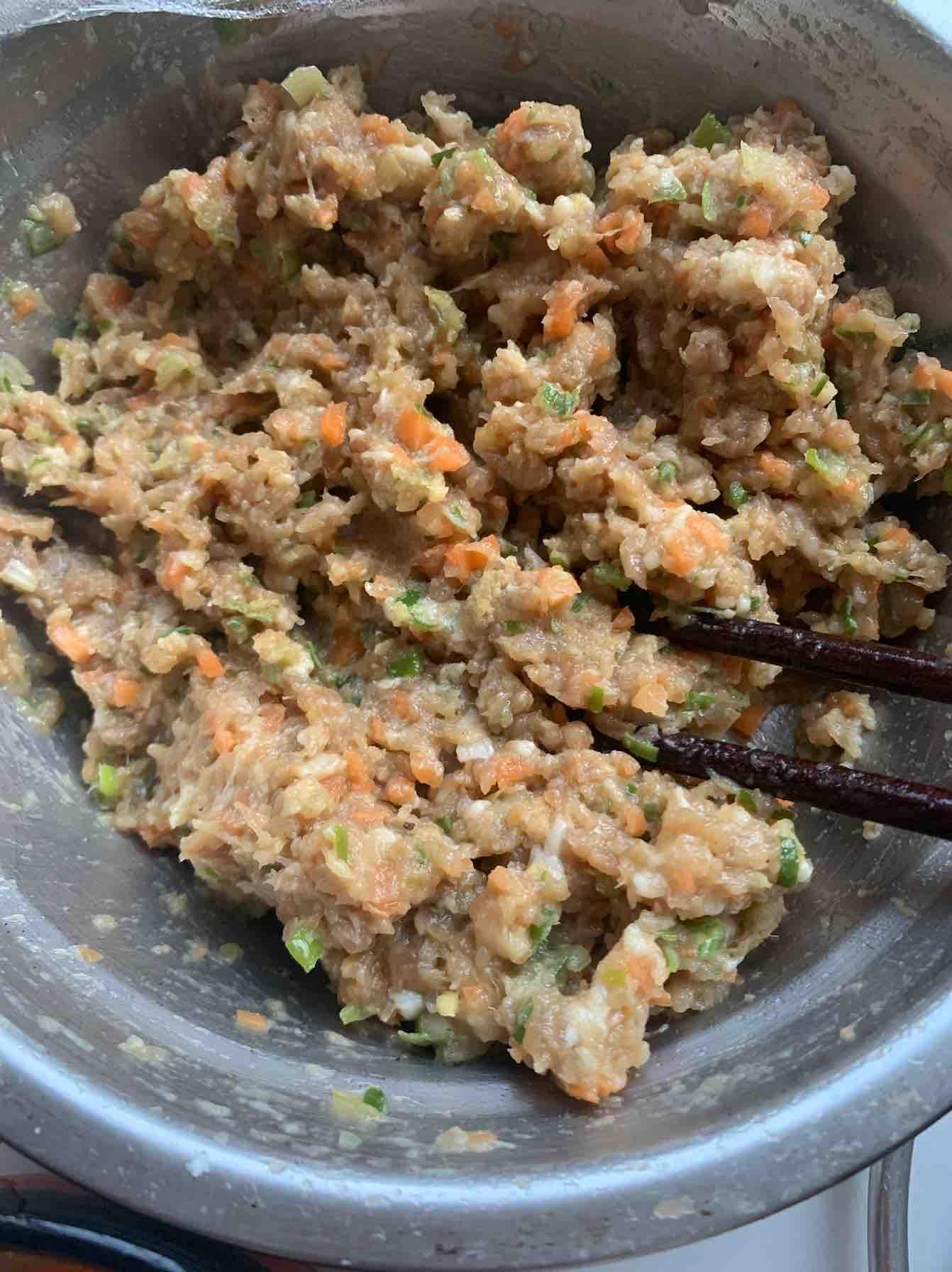 锅贴煎饺的简单做法