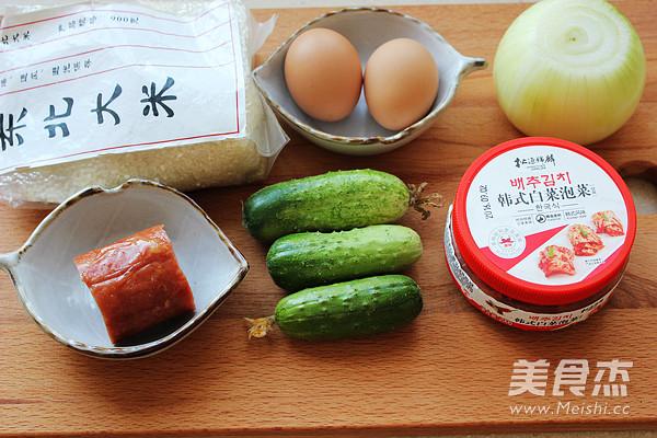 什锦泡菜炒饭的做法大全