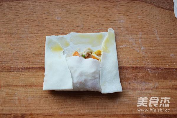香酥春卷怎样炒