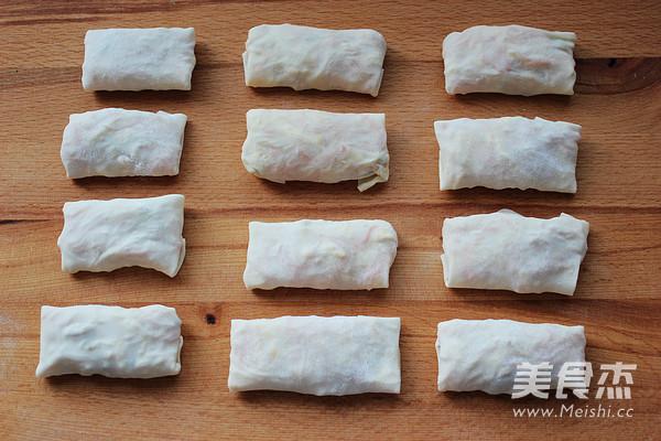 香酥春卷怎样煮