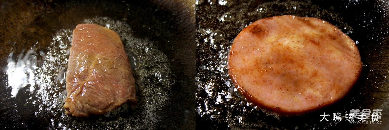 螺蛳粉汉堡爽到炸!怎么做